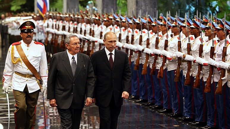 Gli Occhi della Guerra: Москва разыгрывает «кубинскую карту», чтобы сгладить диалог с Вашингтоном
