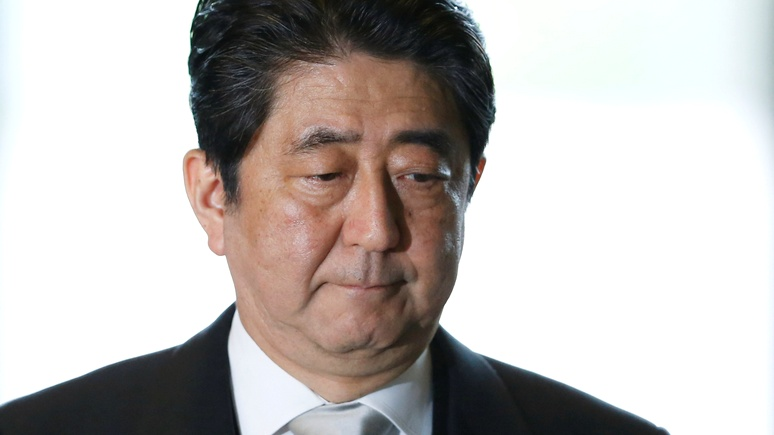 Diplomat: японцы разочарованы, что Абэ никак не вернёт им Курилы