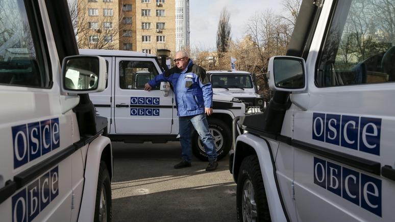 Климкин: присутствие ОБСЕ в Донбассе сдерживает агрессию России