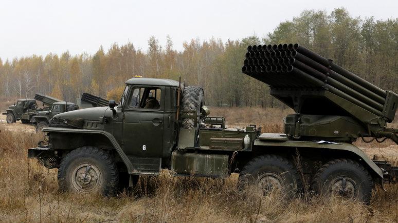 ГОРДОН: Киев на один день запретил ВСУ стрелять в Донбассе