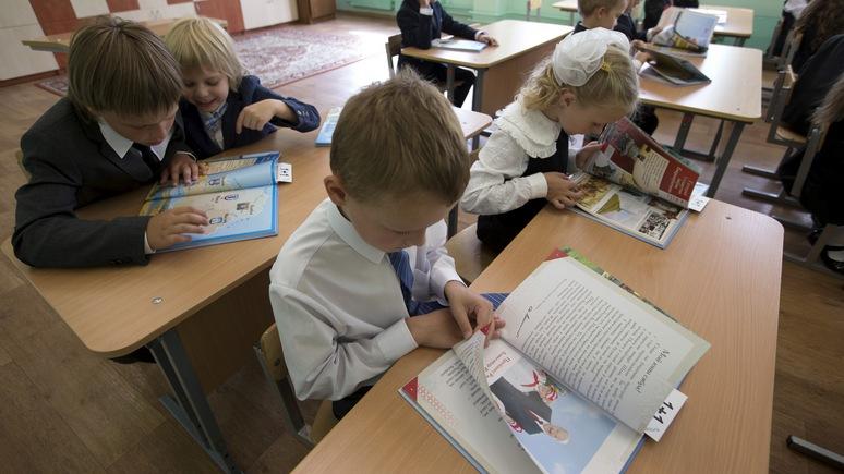 SZ: недоверие к России повысило спрос на белорусский язык в минских школах