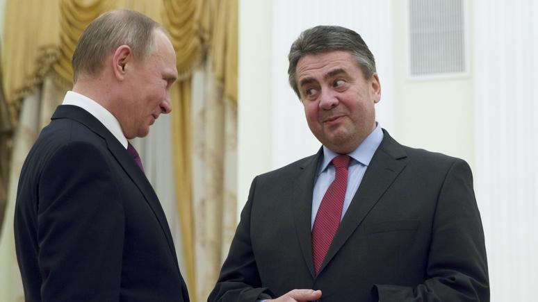 Focus: ужин экс-канцлера и главы немецкого МИД у Путина затянулся до глубокой ночи