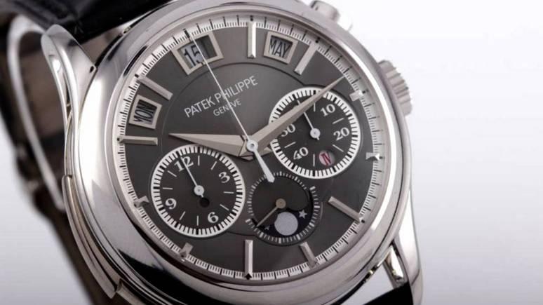 Le Point: на аукционе в Монако продадут часы Путина