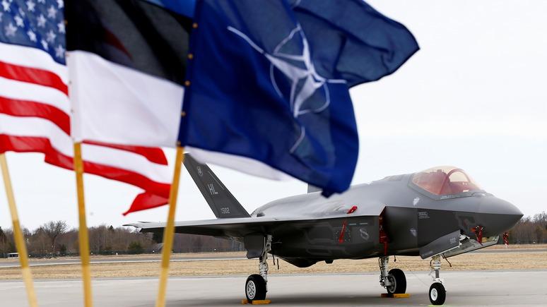 ERR: в Эстонии начинаются крупные учения НАТО