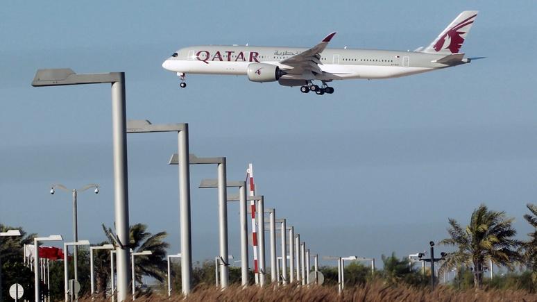 Die Welt: мировые державы отреагировали на бурю вокруг Катара с «некоторым беспокойством»