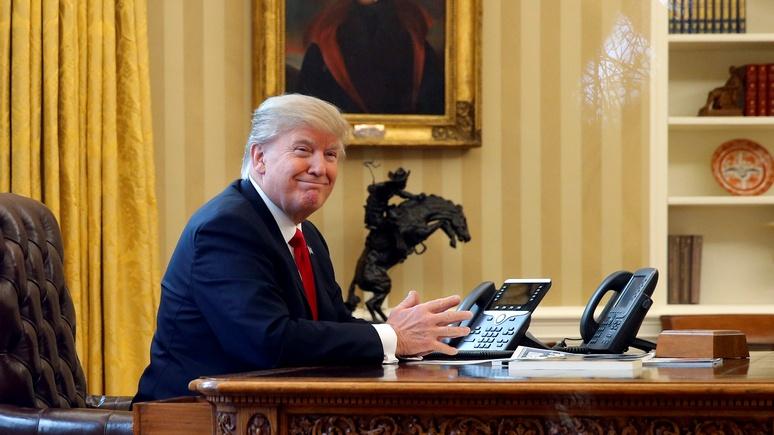 New Yorker: пока Трамп пишет в Twitter, Россия и Асад продвигаются в Сирии