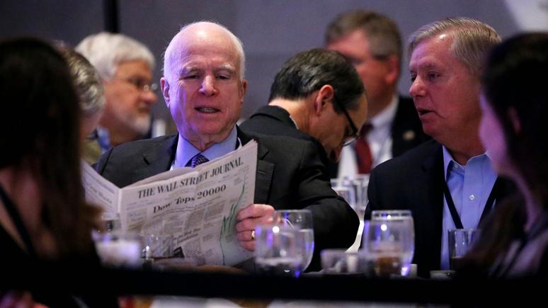 Politico: американские сенаторы грозят «наказать» Россию уже на этой неделе