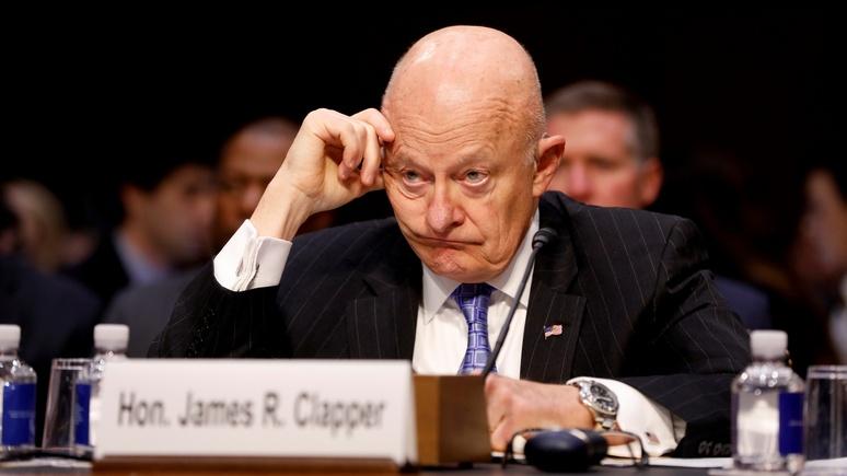 Экс-директор Нацразведки США: Уотергейт меркнет в сравнении с вмешательством России