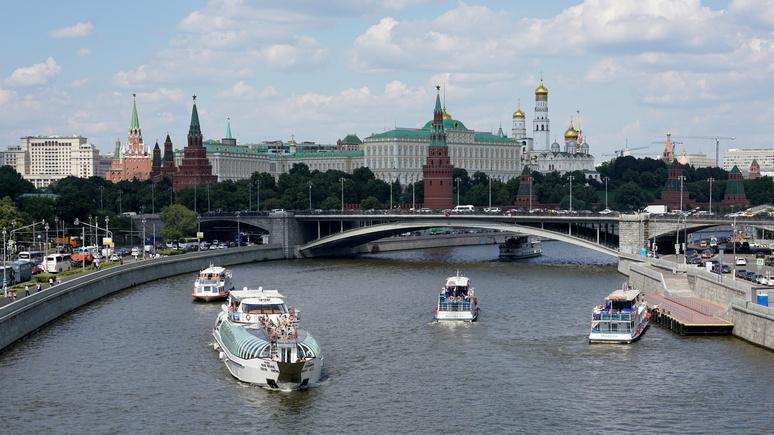 Bloomberg: Москве не выгоден катарский кризис — в отличие от США