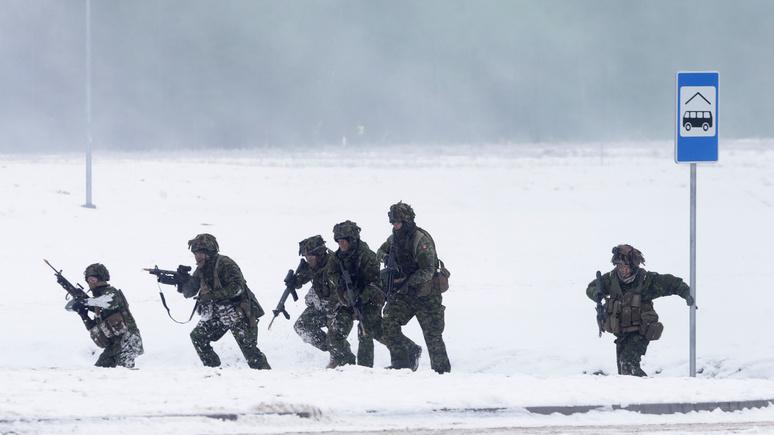 Smålandsposten: членство в НАТО сделает из шведов «военных рабов»