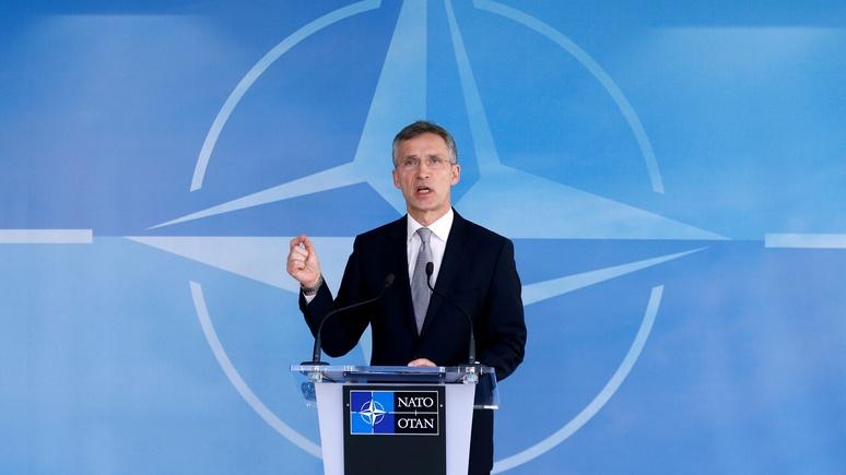 Столтенберг: вступить в НАТО Украине и Грузии не помешает даже Россия