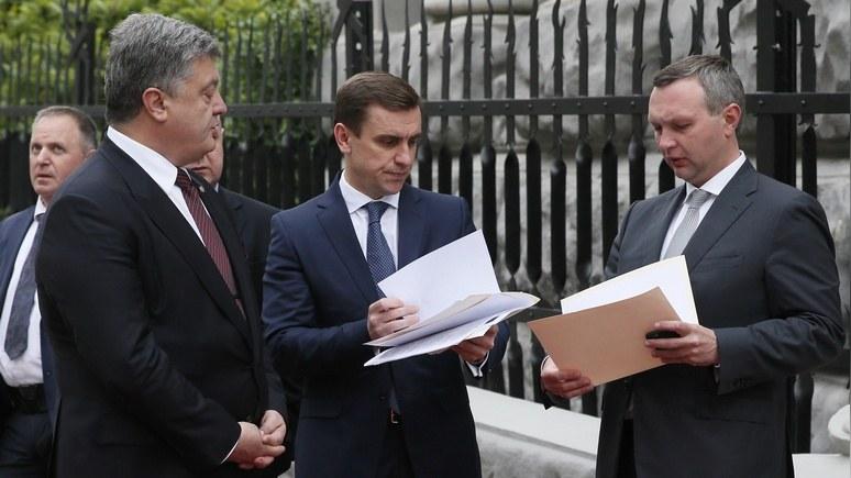 ЗН: в Блоке Порошенко опасаются, что не потянут визовый режим с Россией — слишком дорого
