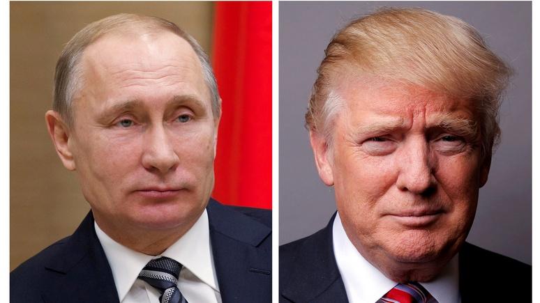 Bloomberg: Путин и Трамп впервые встретятся в июле на полях саммита G20