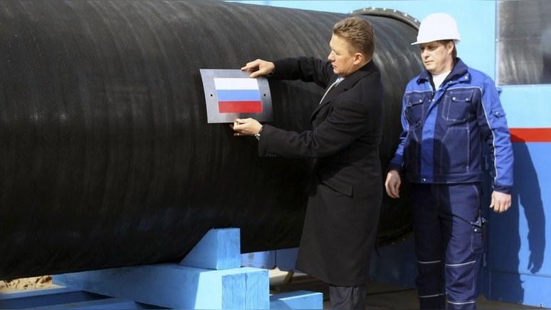Forbes о «Северном потоке — 2»: украинцы ненавидят, а Европе всё равно