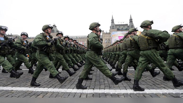 Interia: НАТО десять лет готовили к миру, а Россию — к войне