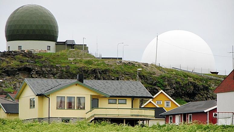 NYT: радар на норвежском острове поможет США шпионить за российскими атомными подлодками