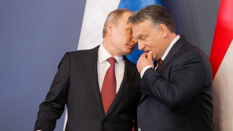 Frankfurter Allgemeine: Орбан — не Путин, но «неприятное сходство» есть