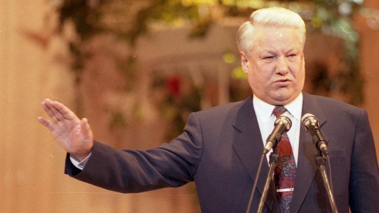 WSWS рассказал, как в 1996 году американцы и Клинтон ковали победу Ельцина