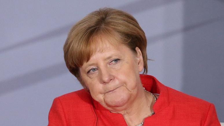 Der Spiegel: Меркель присоединилась к хору критиков новых санкций США