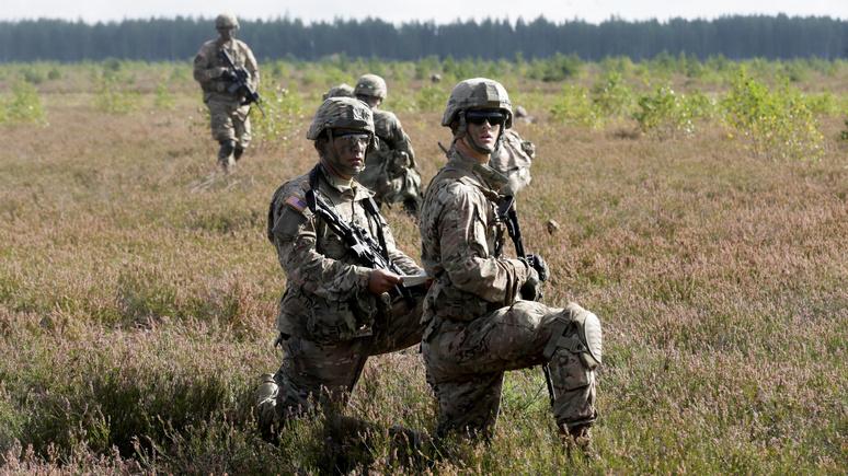 Reuters: войска США защитят Прибалтику от «российских провокаций»