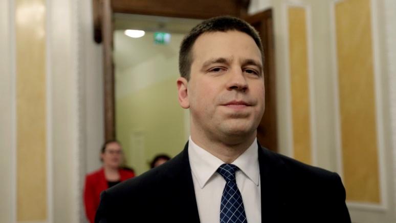 Die Welt: премьер Эстонии благодарен НАТО — эстонцы успокоились, а русские притихли
