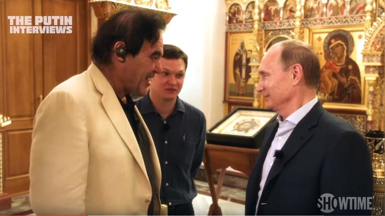 Мировые СМИ об «Интервью с Путиным»: Стоун играл с президентом в поддавки