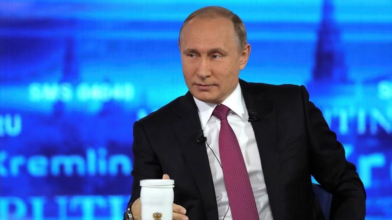 Financial Times: Путин даже не намекнул на четвёртый срок — хотя возможность была