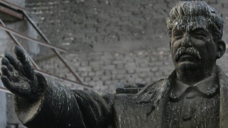 PNN: немецкий аукцион продаёт статуи Ленина и Сталина за тысячи евро