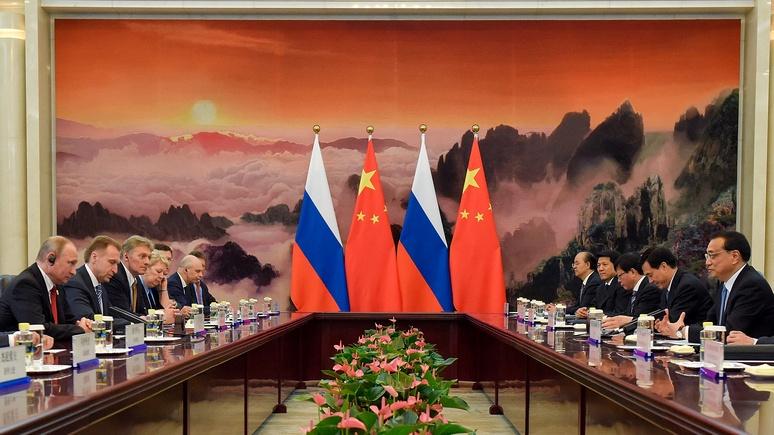 EurasiaNet: в российском развороте в Азию деклараций больше, чем результатов