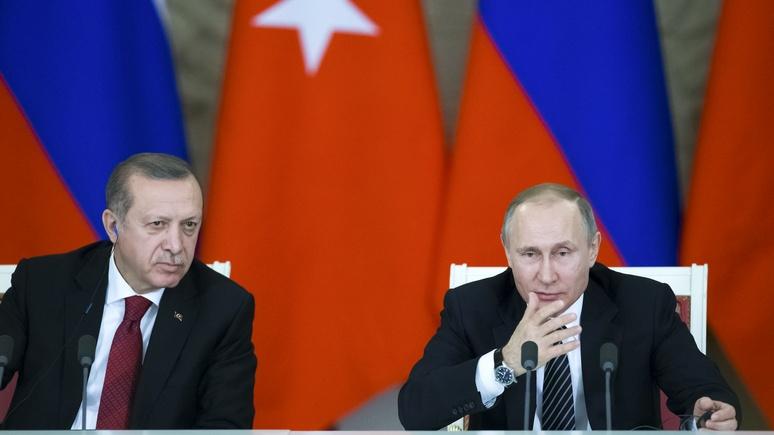 Daily Sabah: США хотят для Турции демократии, но Анкара стремится к Москве