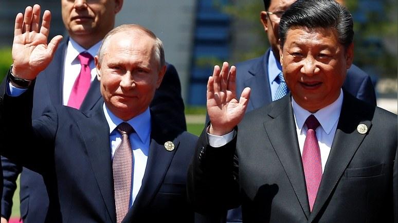 Ostexperte: альянс России и Китая положит конец «однополярному господству» США