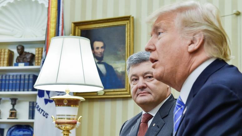 Washington Post: Трамп обидел Украину определённым артиклем