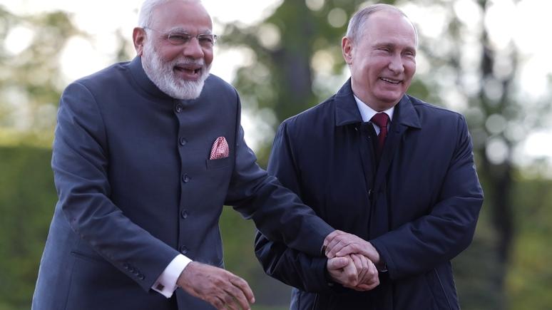 SCMP: индийские традиции помогли Моди найти путь к сердцу сильных лидеров