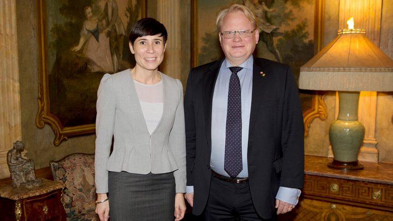 Dagens Nyheter: Швеция и Норвегия договорились «дружить»  против России на северном направлении