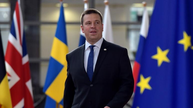 Премьер Эстонии о России: мы соседи, политические отношения нулевые
