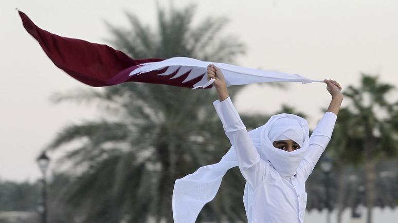 Обозреватель HuffPost сравнил попытку «мягкой» аннексии Катара с «захватом» Крыма