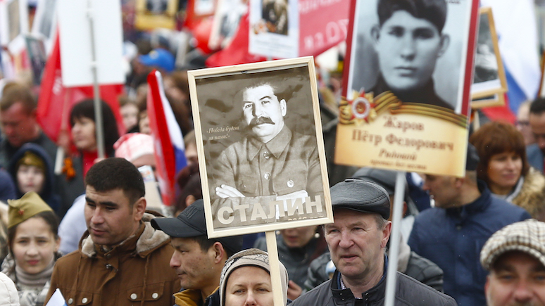 Kresy.pl: номер один для россиян — по-прежнему Сталин, а не Путин
