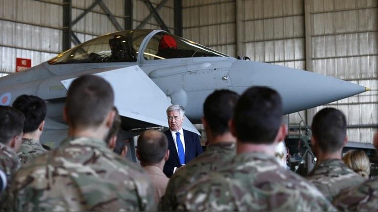 Times: Великобритания грозит отвечать на кибератаки авиаударами