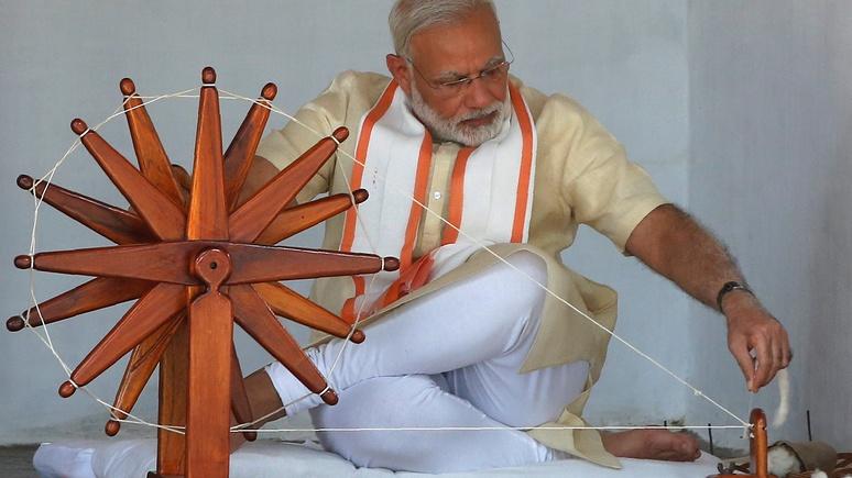 Forbes: Индия проложит к России свой собственный «шёлковый путь»