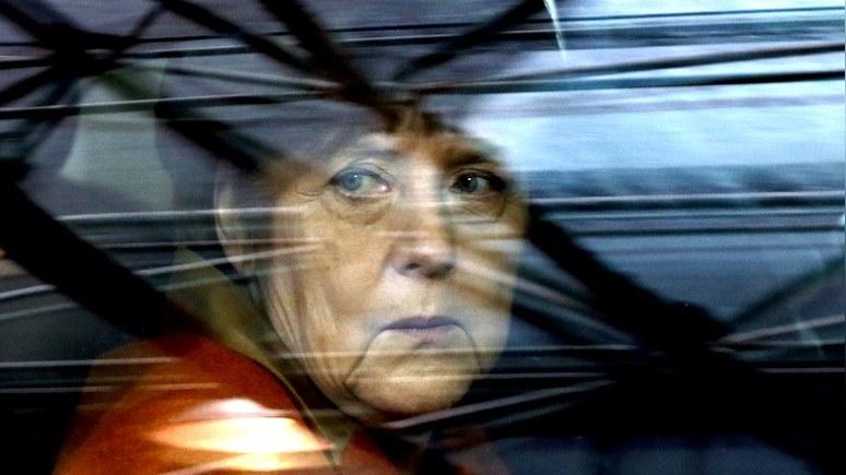 Spiegel: предвыборный страх заставил Меркель поменять мнение о «дьявольском проекте» Москвы