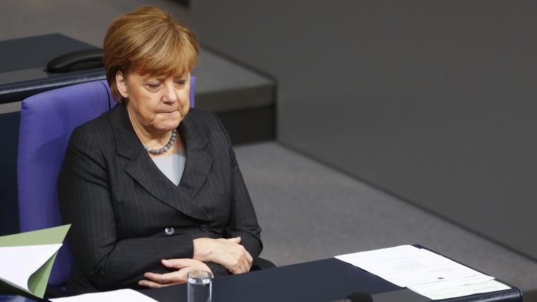 Советник Меркель: США рассчитаются с Берлином антироссийскими санкциями