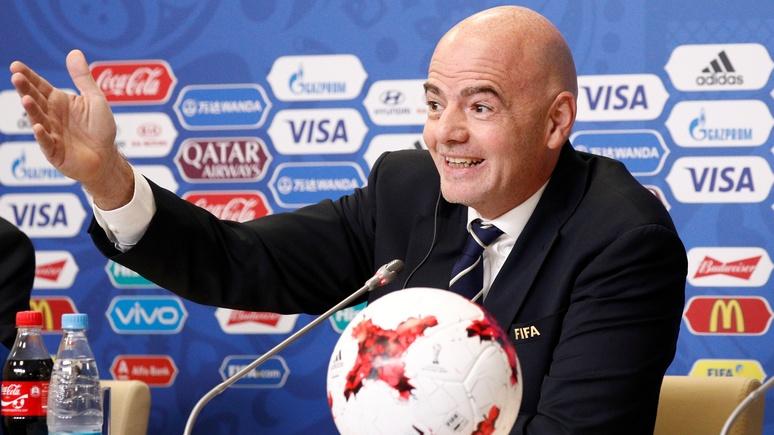 Der Spiegel: Россия очаровала главу ФИФА своей улыбкой