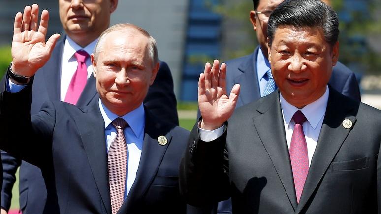 BBC: Москва и Пекин дают понять Западу — будущее за ними