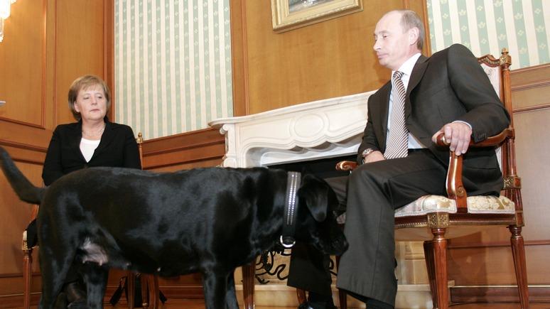 USA Today: между Путиным и Меркель пробежала не только Кони