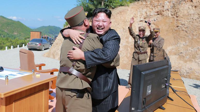 WSJ: Россия и Китай пытаются удержать США от удара по Северной Корее