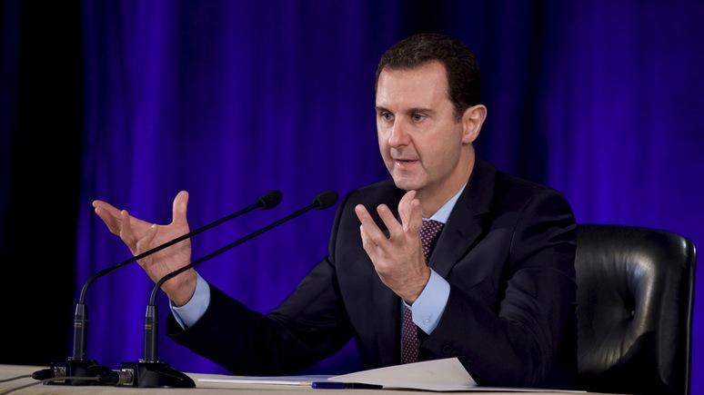 Daily Beast: Вашингтон передумал свергать Асада под давлением реальности