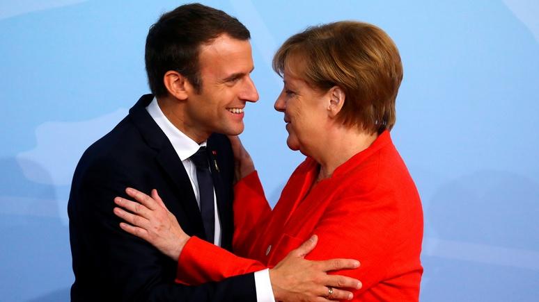 SZ: «поцелуями на высшем уровне» хозяйка G20 удостоила только близких