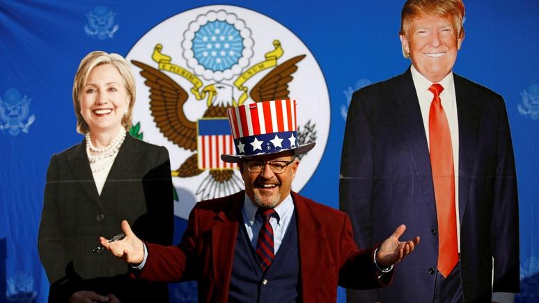 SMH: вмешательство России в американские выборы, обеспечившее победу Трампу, — плод воображения