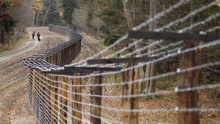 Апостроф: Польша отгородится забором от Украины и Белоруссии
