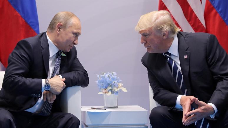 Глава бюро NYT в Берлине: «версия Путина» устроила Трампа, но конгресс это не остановит